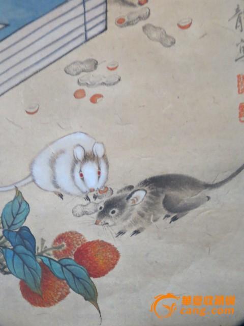 小老鼠 偷油吃