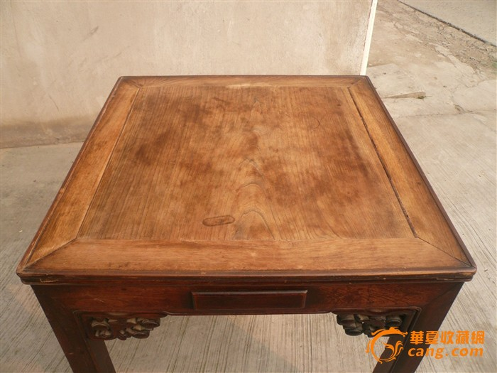 红榉 独面 棋牌桌