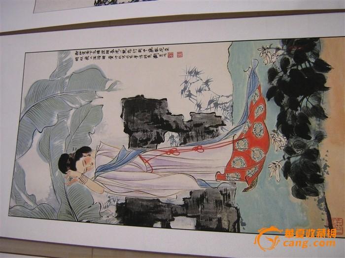 高端书画推介--李犀牛段淑娥张新书画作品选图3