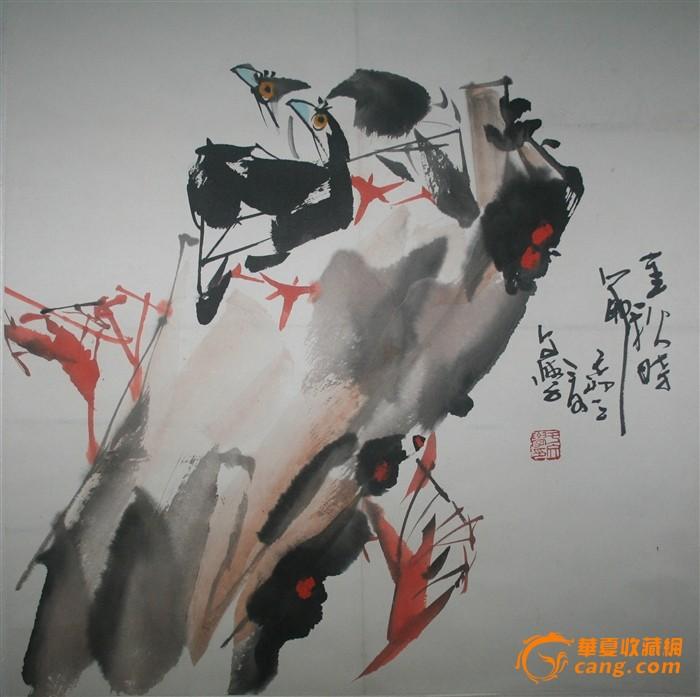 青岛画家 于文学作品