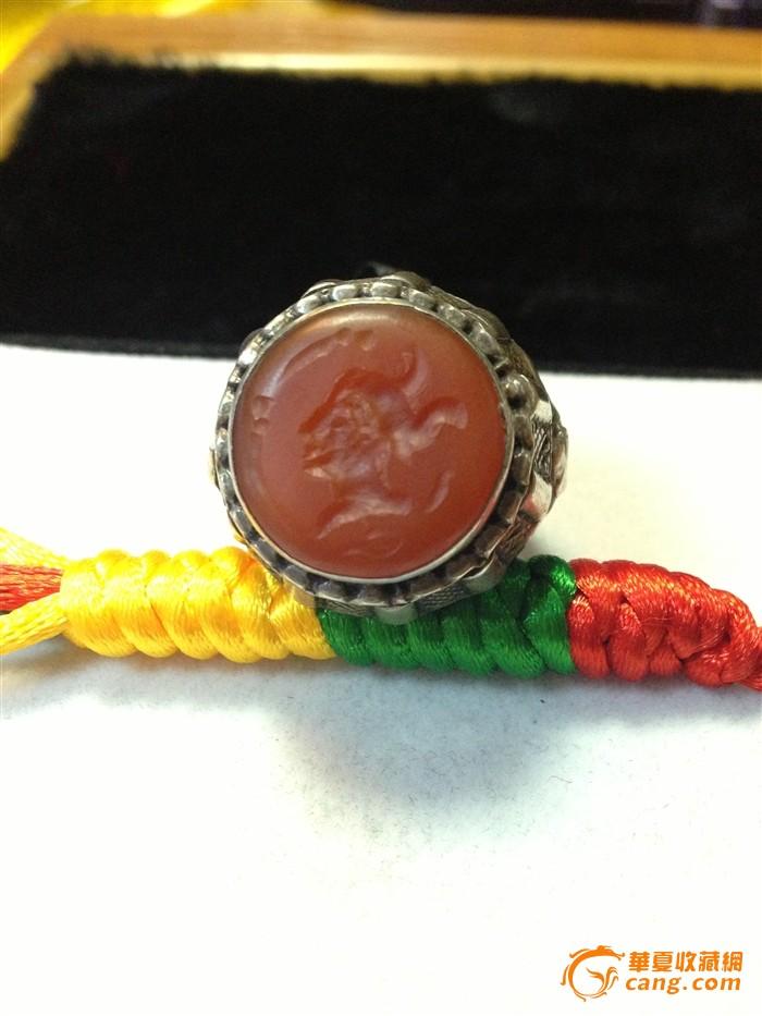 印度萨珊戒指图2
