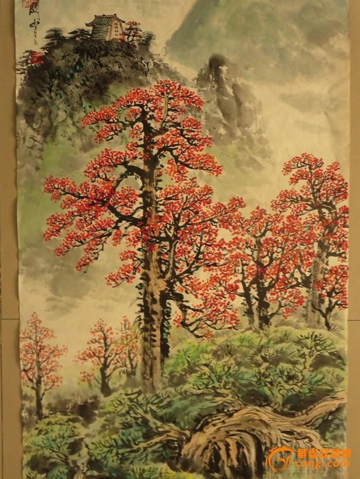 木棉树英雄花