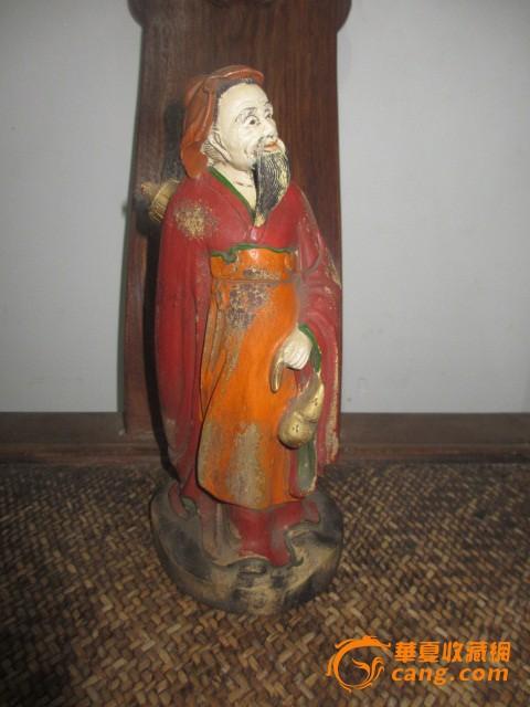 老木雕图1