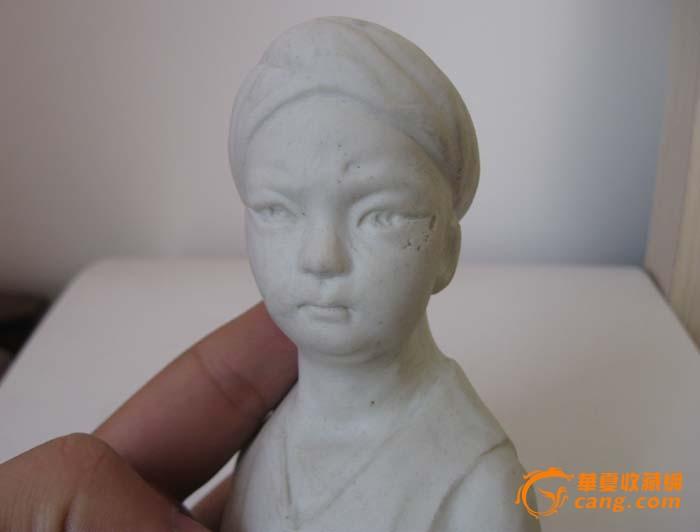 文革潘冬子瓷雕像_文革潘冬子瓷雕像价格_文