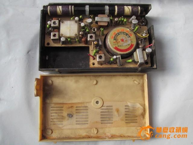 老海鸥6c1型晶体管收音机4
