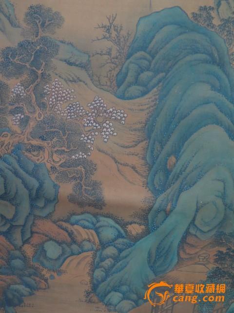 文征明山水画