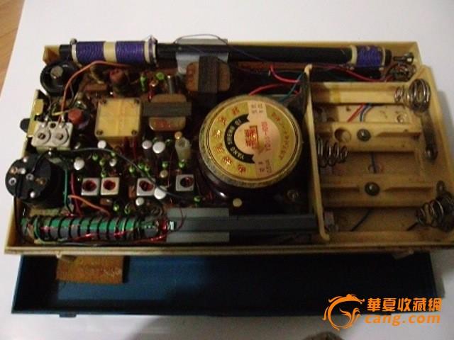 海燕晶体管收音机