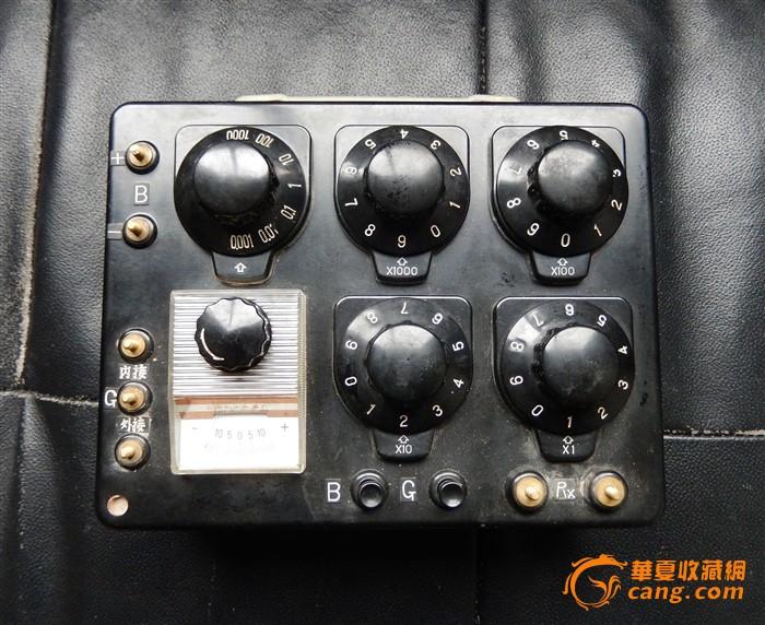 qj23型电桥_qj23型直流单臂电桥