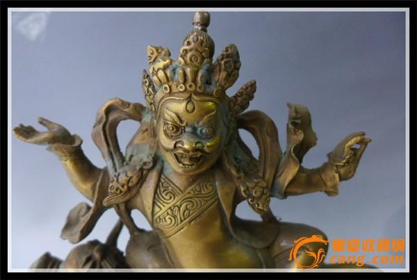 葫芦工艺品财神