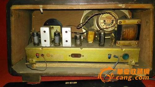 凯歌牌455型收音机