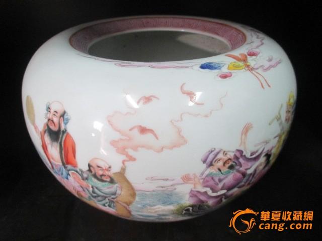 瓷器 彩色简笔画