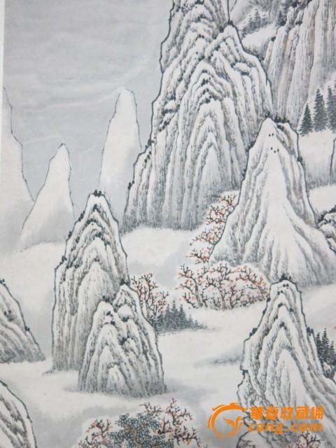 吴琴木=山水风景画
