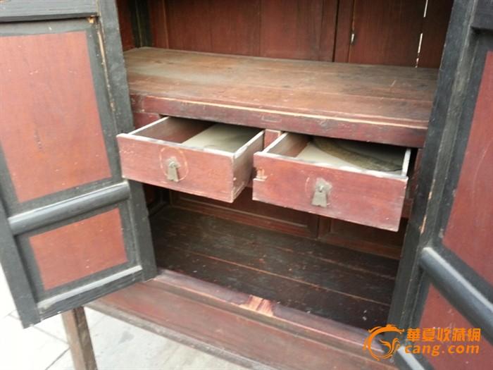 老柜子 大衣柜书柜