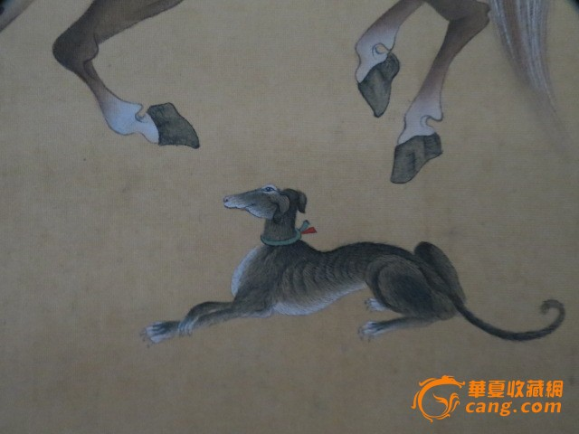 张大千莫高窟壁画作品