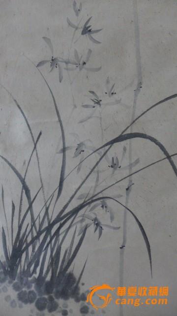 竹子素描简笔画