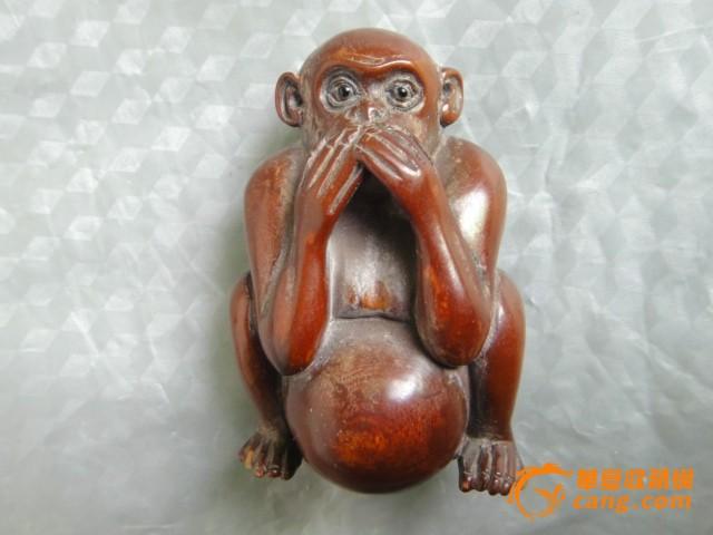 不说猴图片大全_
