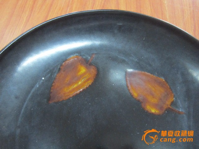 树叶 盘子