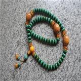 绿松石项链坠子