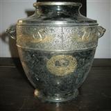 民国老铜瓶