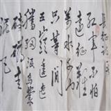 青年书法家冯明先生精品书法《望岳》图片