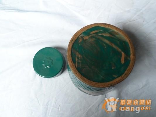 贵政山茶叶罐传人图片
